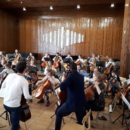 Auce cello festival 2018