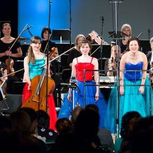 "Premiere of A. Vecumnieka ""Concertino Art-i-Shock"""